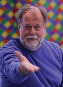 Fred-Donaldson-laedt-ein
