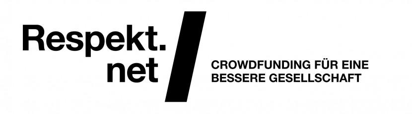 Logo Respekt.net Crowdfunding für eine bessere Gesellschaft