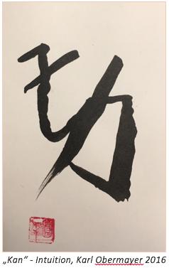 Kalligraphie Karl Obermayer