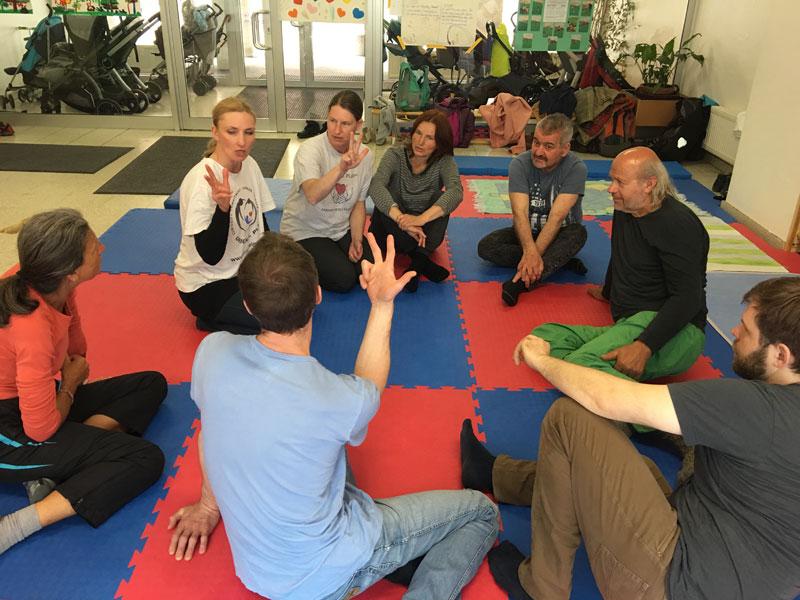Original Play Praxistag mit Jola, Mai 2017 in Wien