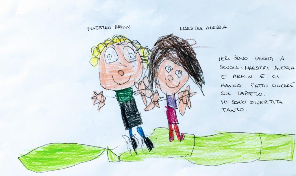 Alessia und Armin Udine