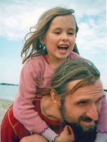 Steve mit seiner Tochter Anna